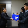 熊本地震救援金の寄託