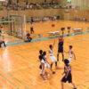 男子バスケットボール部インターハイ予選