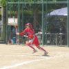 インターハイ予選(女子ソフトボール)優勝