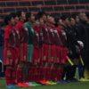 高校サッカー選手権予選 決勝戦