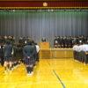 山梨県高等学校総合体育大会 壮行会