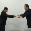 税に関する高校生の作文コンクール 表彰式