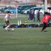高校サッカー新人大会 準々決勝