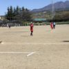 高校春季大会(ソフトボール部)