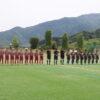山梨県高校総体 女子サッカー